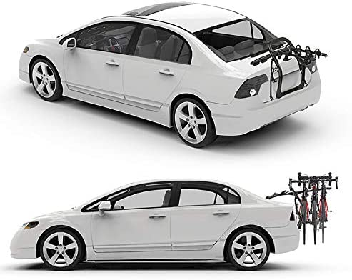 LJ-BICYCLE RACK Portabicicletas de Coche Porta Bicicletas para ...