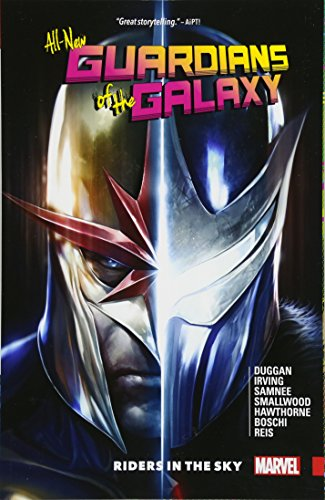 All-New Guardians of the Galaxy Vol. 2: Riders in the Sky (Best Guardians Of The Galaxy Graphic Novel)