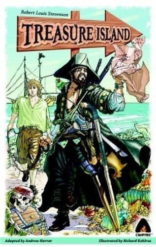 Treasure Island: The Graphic Novel (Campfire Graphic Novels)