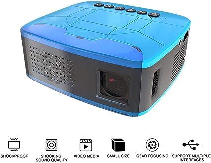 Amazon.com: HWUKONG Dracolight, Projector, LCD Full HD 1080P ...