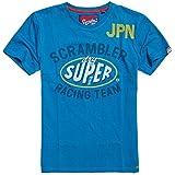 Superdry Reworkedclassictee, Camiseta para Hombre