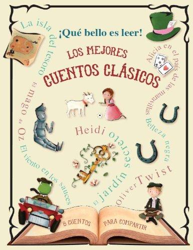 Los Mejores Cuentos Clasicos (Treasury) (Spanish Edition) pdf epub