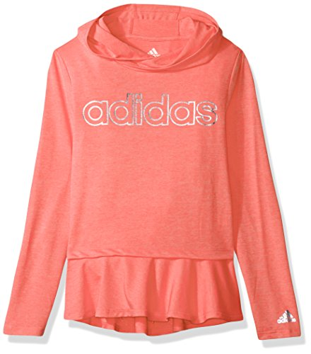 adidas Girls On The Go Melange Hoodie