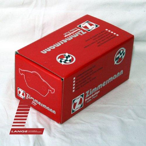 Zimmermann Bremsbel/äge Mercedes W202 W203 S202 C208 A208 W210 R170 VORNE