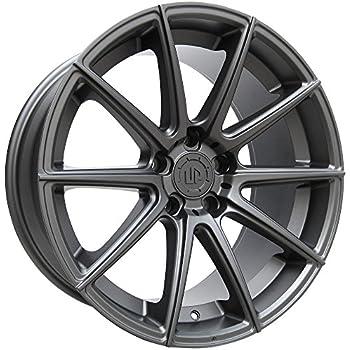 Amazon.com: Juego de ruedas de UP100 escalonados de 19 ...