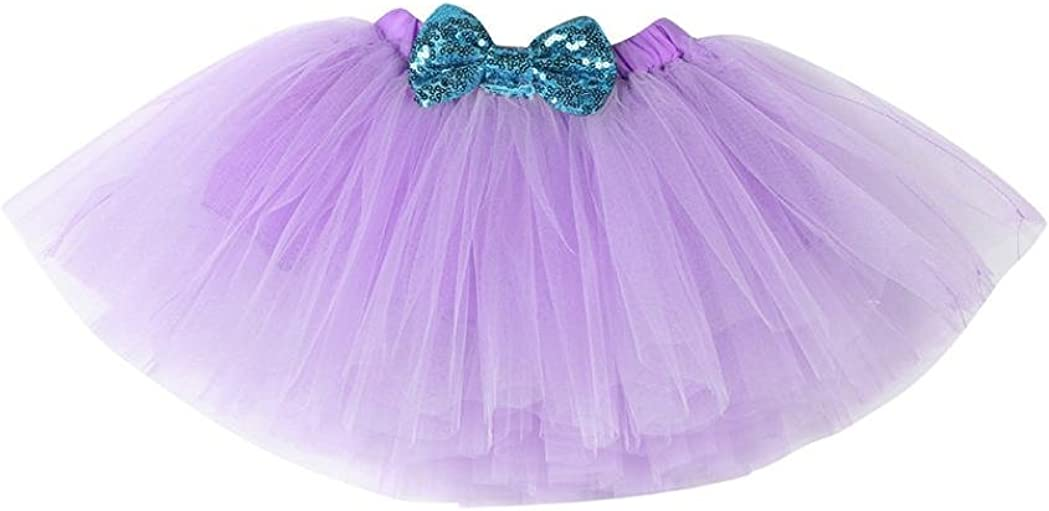 Ruffle Bow Tulle Tutu Skirt Birthday Goodtrade8 Toddler Baby Girl Short Sleeve Bodysuit
