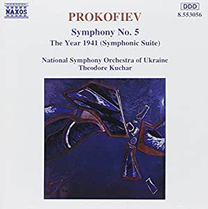 Prokofiev: Symphony 5 / The Year 1941