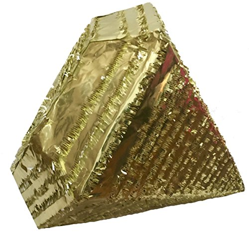 Large Gold Diamond Theme Pinata by APINATA4U