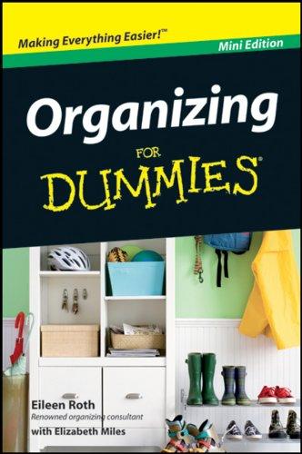 Organizing for Dummies Mini Edition ebook