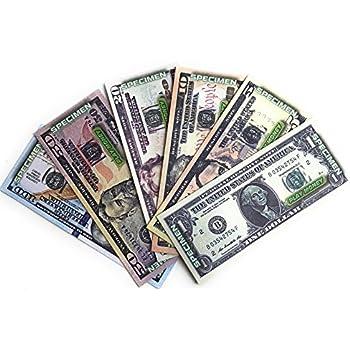 Amazon com: 20X $10,000 & $5,000 BILLS PROP MONEY/FAKE/PLAY