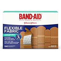 Band-Aid Flexible Fabric Bandages 100 Count