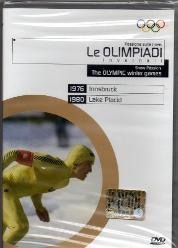 The Olympic Winter Games: Innsbruck 1976 - Lake Placid 1980 (Lake Placid Winter Olympics)