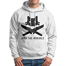 Best Cat Arm The Animals Pullover Hoodies