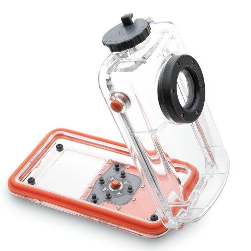 Flip Video Underwater Case for Select Flip Ultra and Flip UltraHD Video Cameras - Flip Video Underwater Case