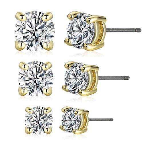 Zircon Earrings - 8