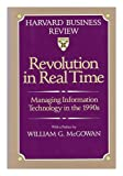 Revolution in Real Time, Harvard Business Review Staff, 0875842429