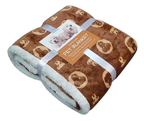 paws-claws-bowser-print-micro-plush-sherpa-backed-throw-blanket-50-inch-by-60-inch-mocha
