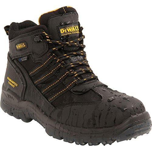 DeWalt Nickel S3 Safety Work Boots Size 11 Black