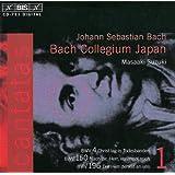 Bach, J.S.: Cantatas, Vol. 1 - Bwv 4, 150, 196