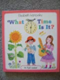 What Time Is It?, Elisabeth Ivanovsky, 0517473437
