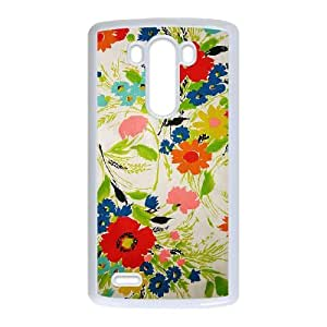 LG G3 Phone Case for Abstract Cartoons Colorful pattern design GQ1041084