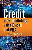 risk model - Credit Risk Modeling using Excel and VBA