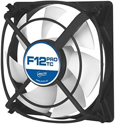 ARCTIC F12 Pro TC – 120 mm Ventilador de Caja para CPU con Control ...