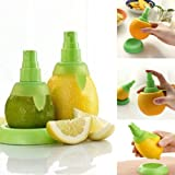 Brand New and high quality. Apply for soft flesh, such as lemon, watermelon fruit.;Spray citrus fruit directly from fruit to dress your recipes or aromatize your soft drinks and cocktails in the freshest way.;This product called Juice sprayer...