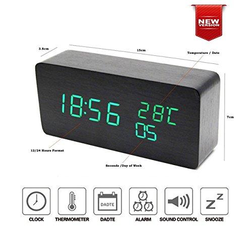 Digital Display Temperature Thermometer Control