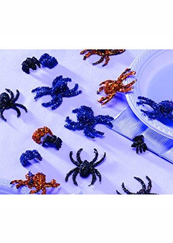 Amscan Halloween Glitter Spider Table Sprinkles]()