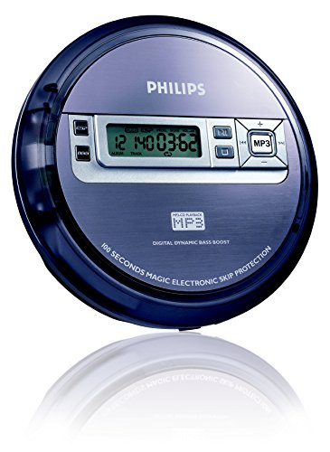 philips portable cd player - 6
