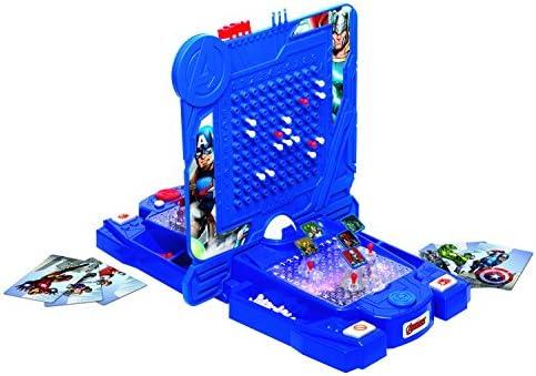 Avengers Heroes La Batalla De Marvel, Juego De Mesa, Color Azul (Lexibook GT7000AV): Amazon.es: Juguetes y juegos