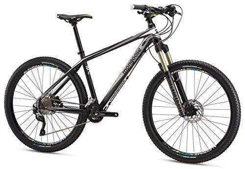 Cheap Mongoose Meteore Sport Mountain Bike 27.5″ Wheel, Black, 19.5 inch/Large