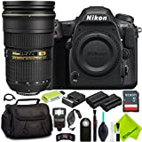 Nikon D500 DSLR Camera with Nikon 24-70mm f/2.8G Lens Outdoors Kit