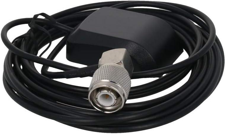 DealMux Antena Activa GPS Interfaz de Codo TNC Macho 3M, 27dB ...