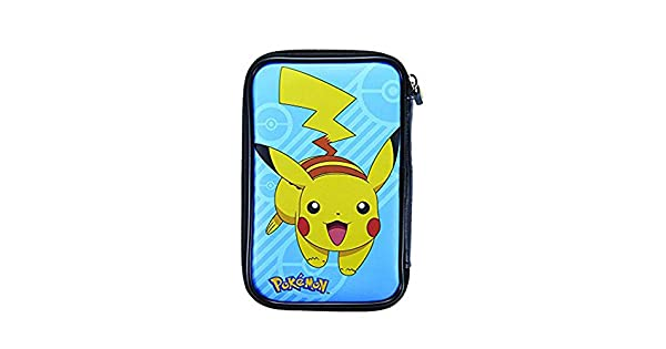Amazon.com: Pokémon Hard Shell Case for the New 3DS XL / 3DS ...