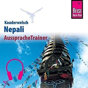 Nepali (Reise Know-How Kauderwelsch AusspracheTrainer) Hörbuch