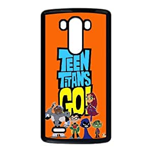 Teen Titans LG G3 Cell Phone Case Black DIY Gift xxy002_0332614
