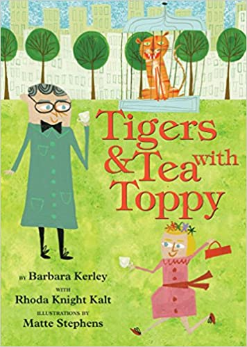Image result for tigers and tea with toppy amazon