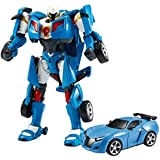 Youngtoys Tobot Evolution Y Transforming Robot Car to Robot Animation Character