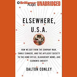 Elsewhere, U.S.A. Audiobook