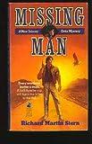 Missing Man, Richard M. Stern, 0671652613