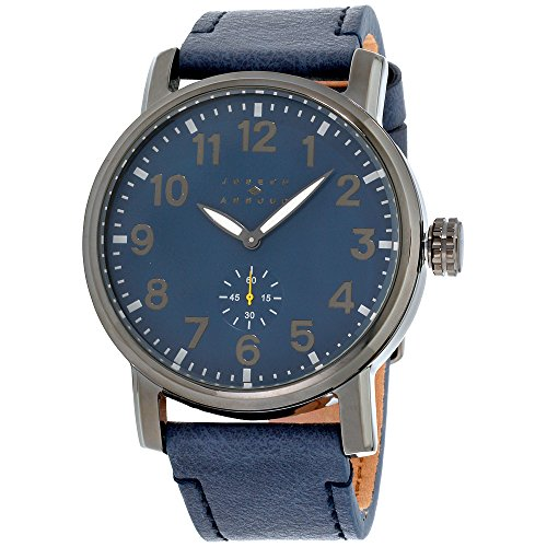 Joseph Abboud Navy Dial leather Strap Men's Watch JA3211BK648-104