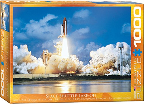 Space Shuttle Take-off 1000-Piece Puzzle