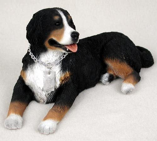 Conversation Concepts Bernese Mountain Dog My Dog Figurine Set of 6