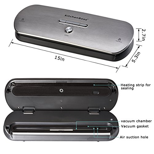 Buy vacuum sealers comparison