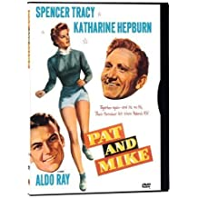Pat and Mike by Warner Home Video by George Cukor