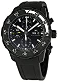 IWC Men's IW376705 Aquatimer Chronograph Edition Galapagos Islands Chronograph Watch