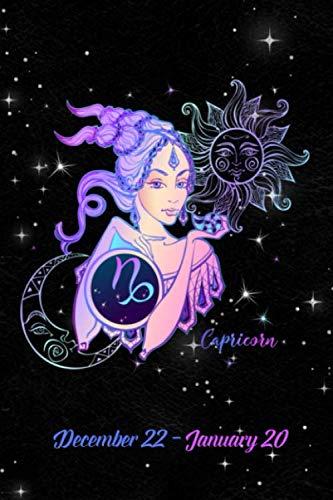 December 22 2020 Zodiac Calendar 2020 Zodiac Weekly Planner   Capricorn December 22   January 20