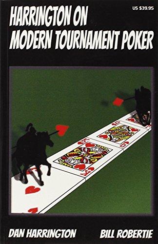 Harrington on Modern Tournament Poker